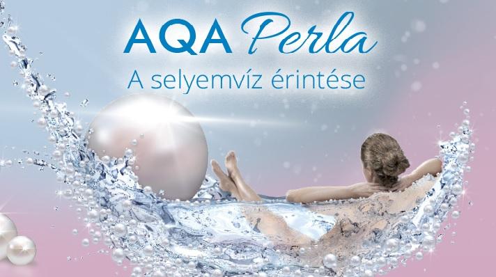 AQA Perla vízlágyítók, a Selyemvíz élménye
